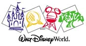 WALT DISNEY WORLD RESORT - ORLANDO FLORIDE  Logo_d12