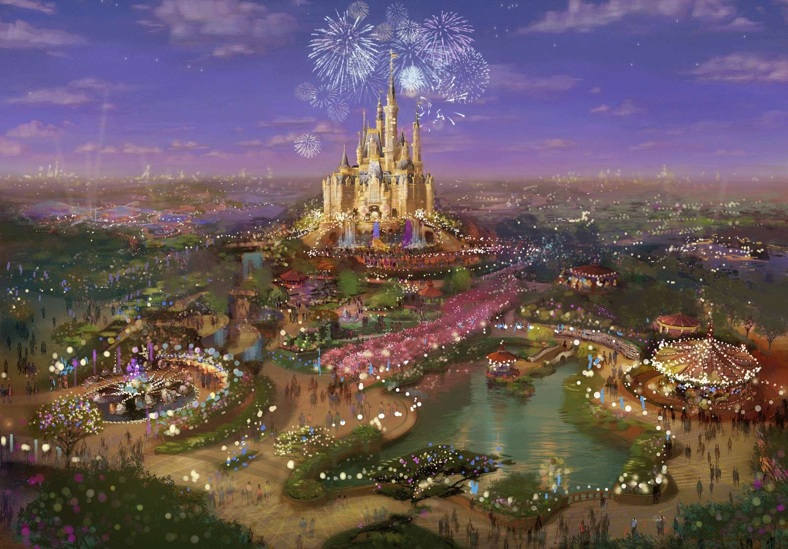 Shanghai Disneyland  - Page 5 Shangh10