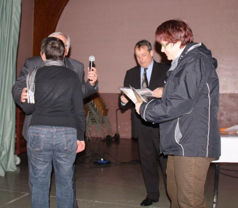 Réception du Nouvel An 2010 à Wangen Recept22
