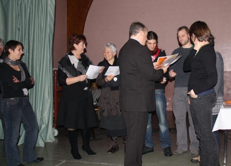 Réception du Nouvel An 2010 à Wangen Recept23