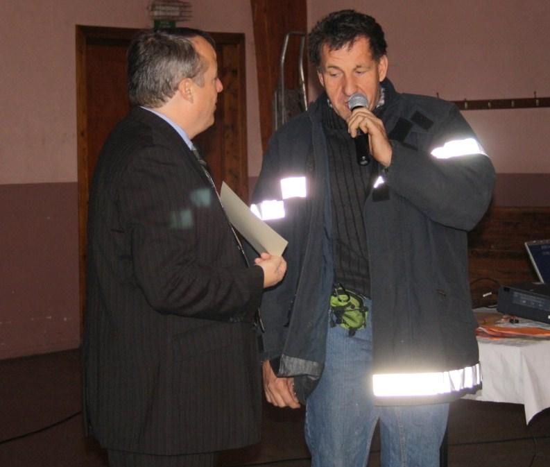 Réception du Nouvel An 2010 à Wangen Recept32