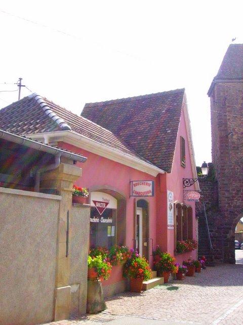 La Boucherie Walter à Wangen Wangen10