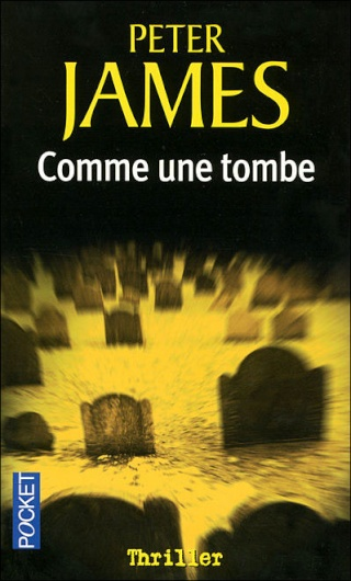 [James, Peter] Comme une tombe Commeu10