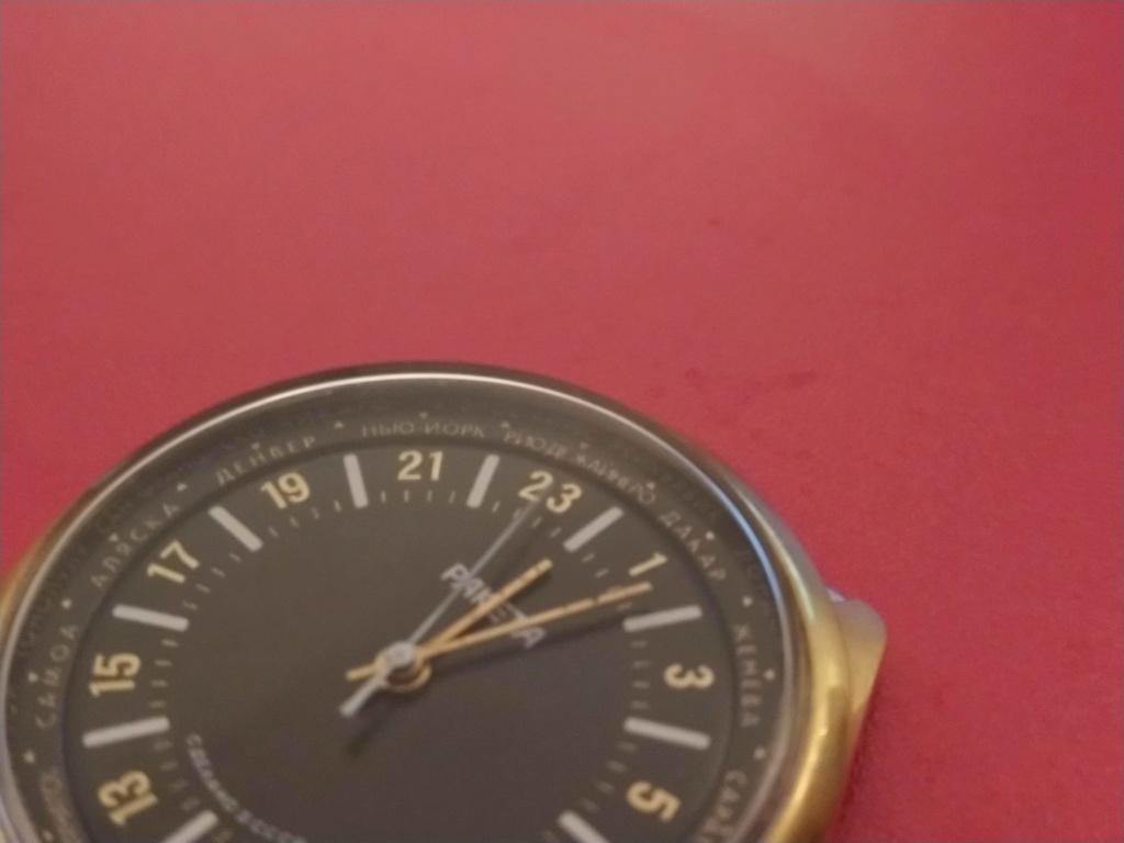 Les Raketa 24 heures soviétiques (1ère partie: Les 2623 et les 2623.H classiques) - Page 2 Img_2011