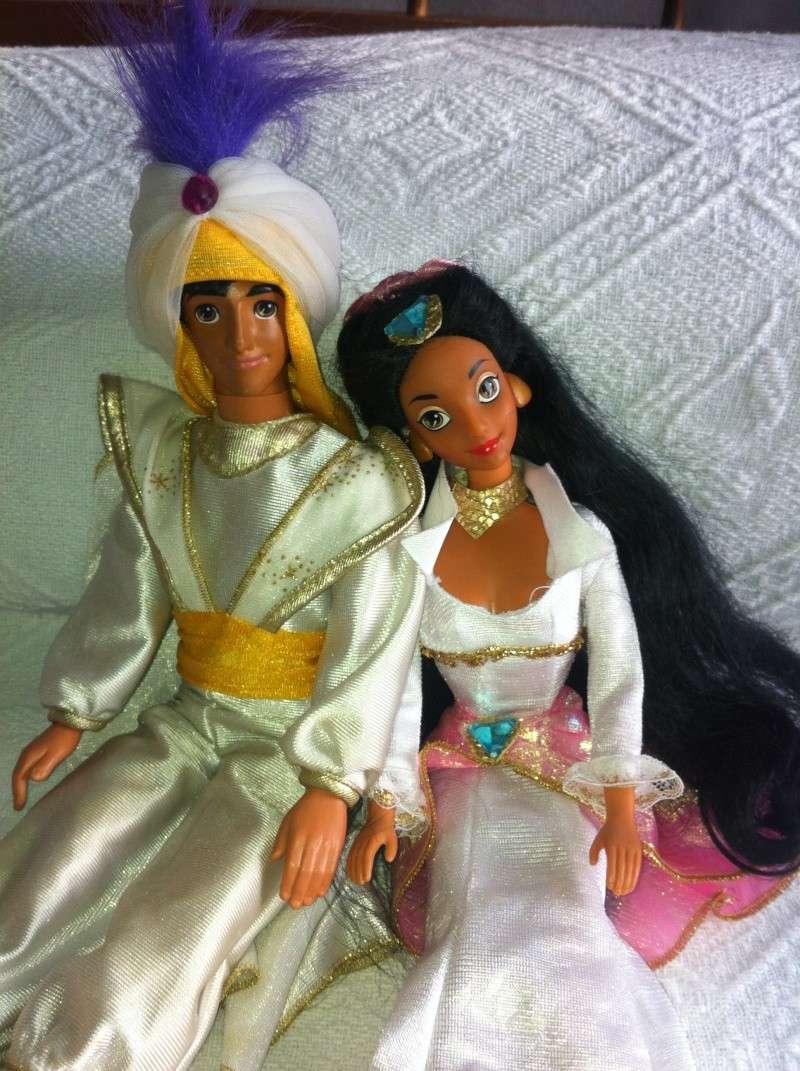 Ma collection des poupées des films de DISNEY - Page 4 00910