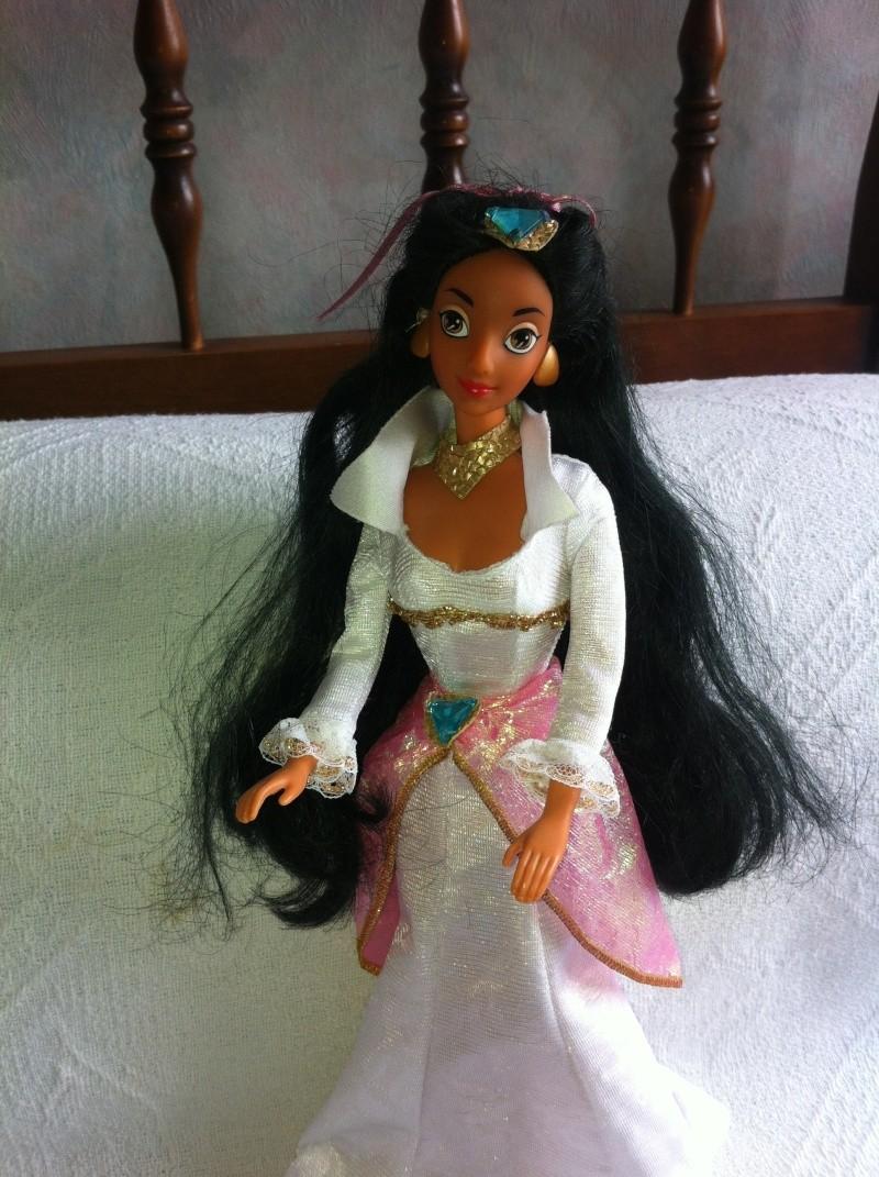 Ma collection des poupées des films de DISNEY - Page 4 07310