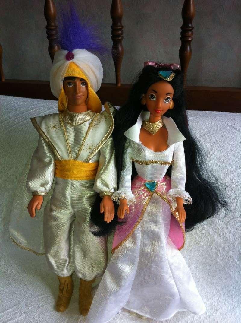 Ma collection des poupées des films de DISNEY - Page 4 07610