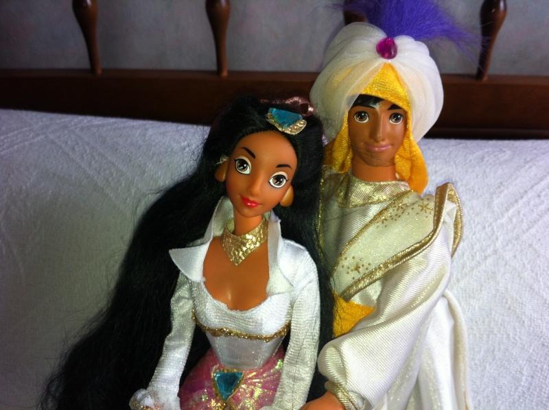 Ma collection des poupées des films de DISNEY - Page 4 08110