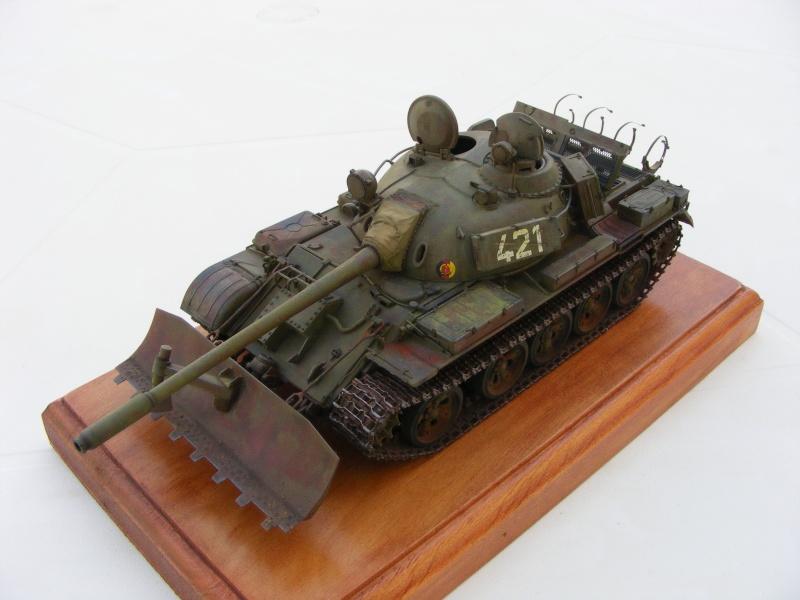 peinture - Russian ChTZ S-65 Tractor 1/35 Trumpeter (peinture vert russe) - Page 3 Photo_10