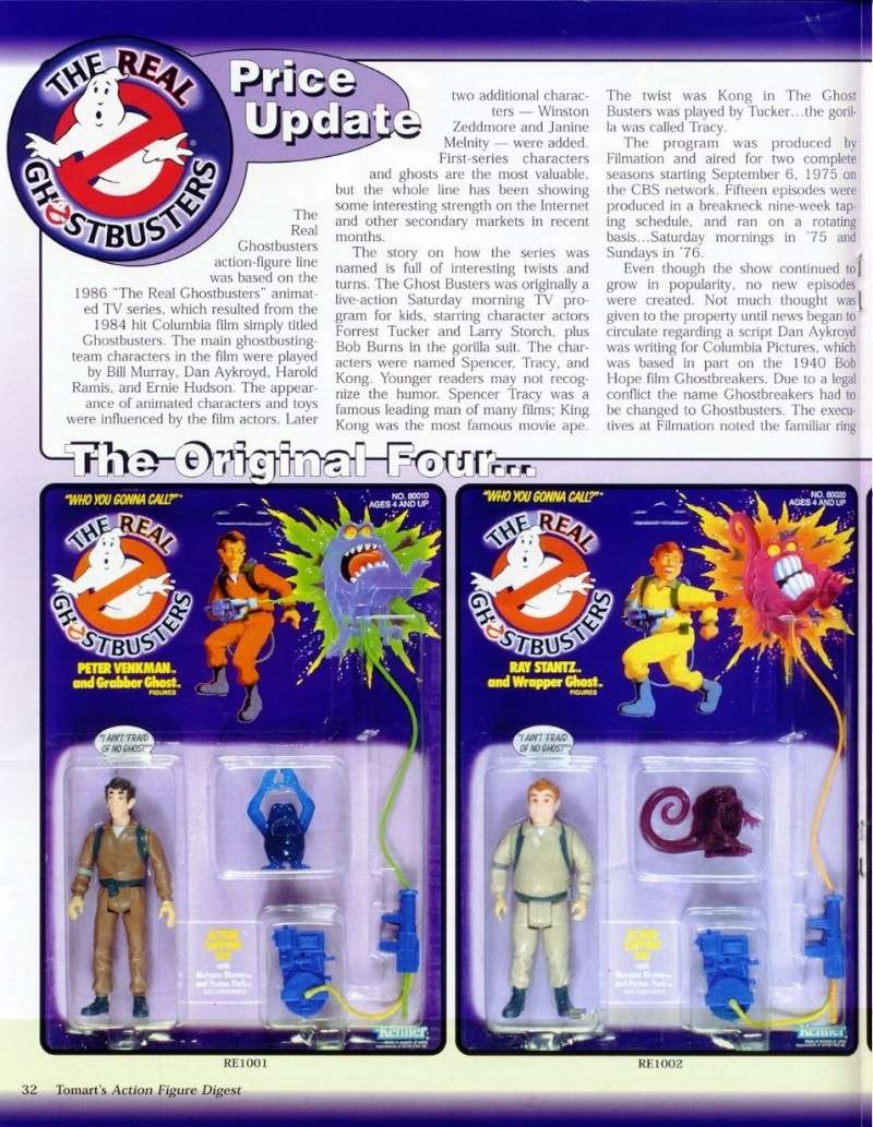S.O.S Fantômes / The Real Ghostbusters (Kenner) 0113
