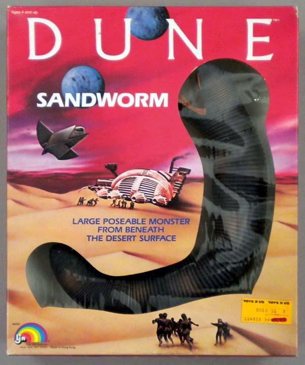 DUNE (Ljn)  1984 0912