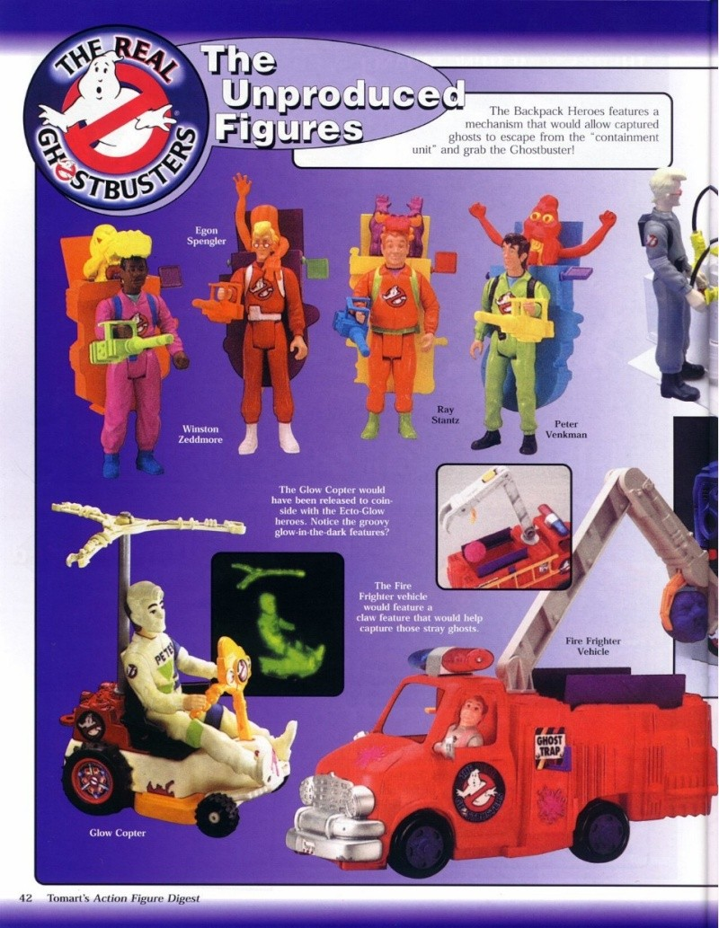 S.O.S Fantômes / The Real Ghostbusters (Kenner) 1113