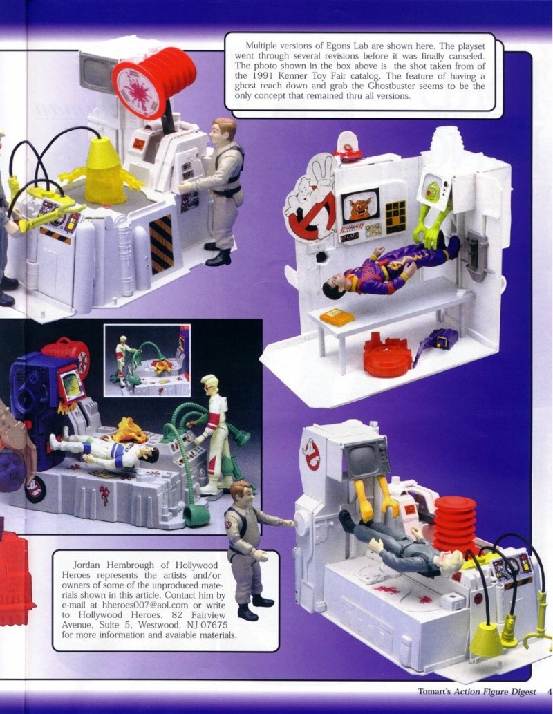 S.O.S Fantômes / The Real Ghostbusters (Kenner) 1213