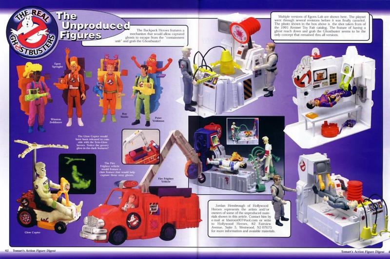 S.O.S Fantômes / The Real Ghostbusters (Kenner) 1313