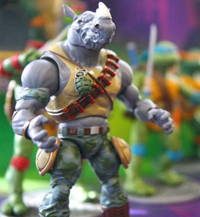 TEENAGE MUTANT NINJA TURTLES CLASSIC (Playmates) 2012  Rockst10