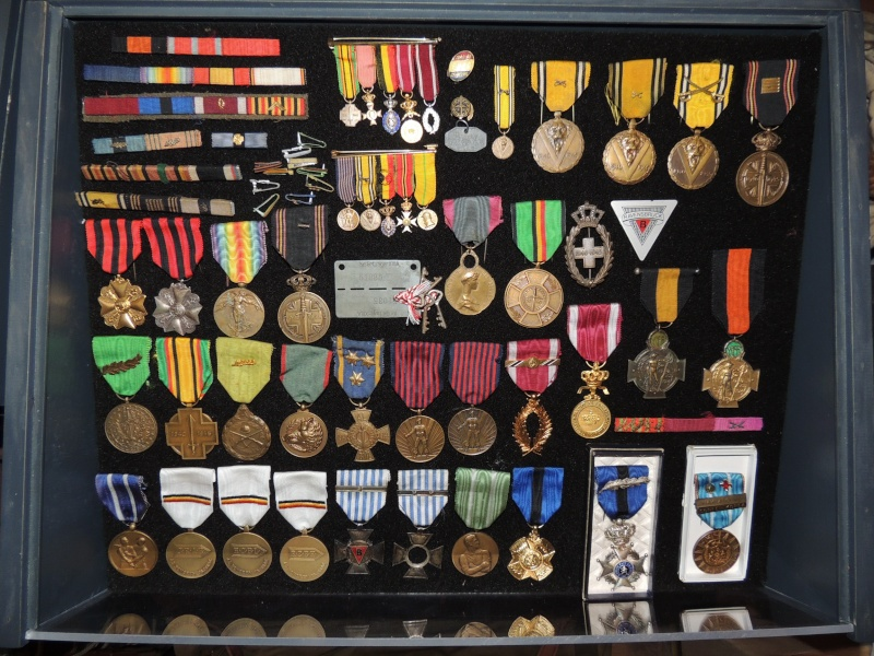 Ma petite collection de Médailles belges WW1 et WW2. Nouvelle arrivée 15/03/2015 Dscn2222