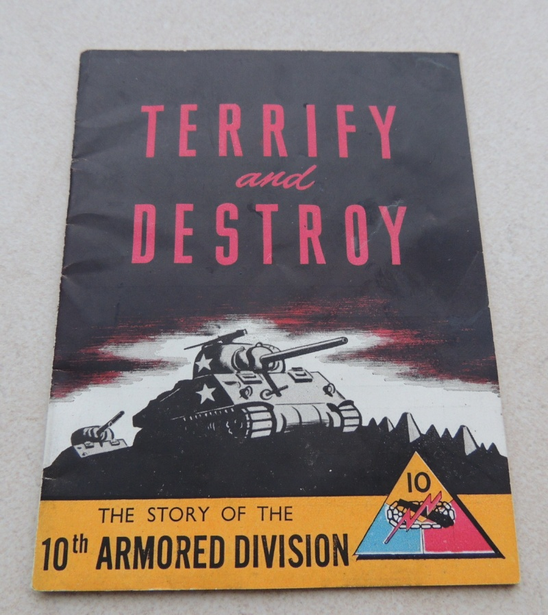 US army, 10th Armored Division. Dscn2236