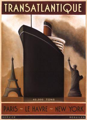 """L'histoire du Paquebot """"le Bourgogne"""" Cgt10"""