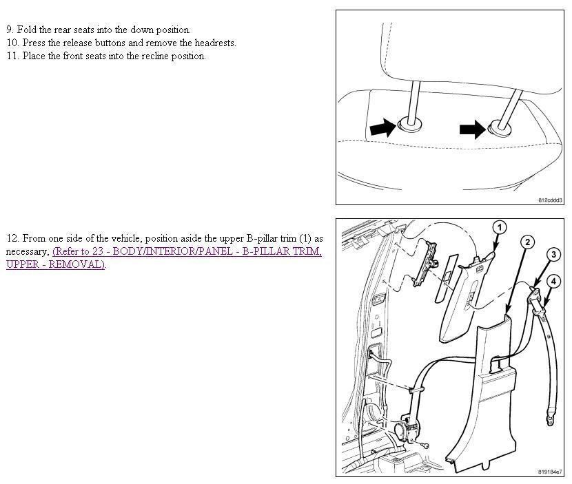 Кузов. Мелиорация плафона багажника. 4_111