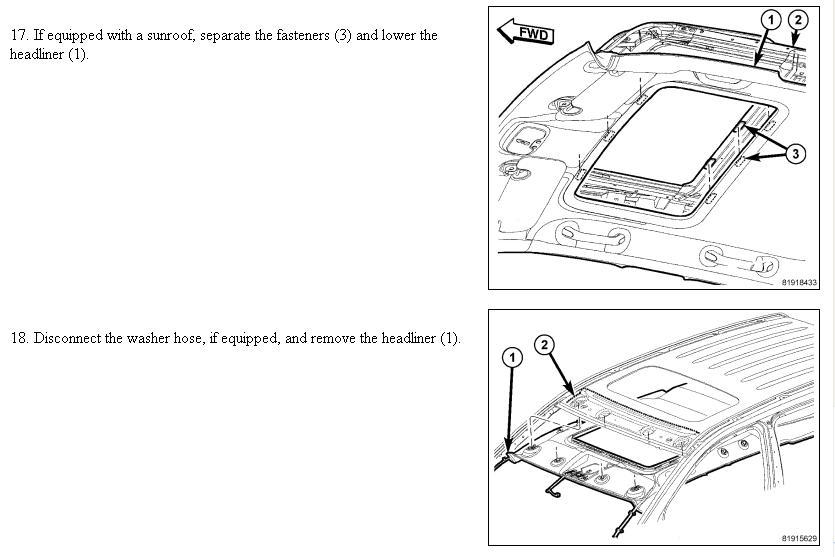 Кузов. Мелиорация плафона багажника. 6_110