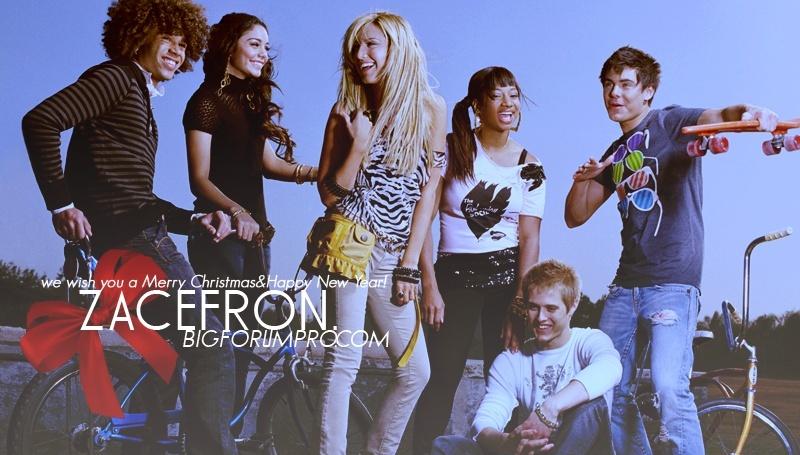 Zac Efron fanų forumas Lietuvoje