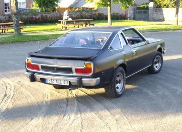 [MAZDA 121] Mazda 121 de 1977  (ex-Clem) Mazda-12