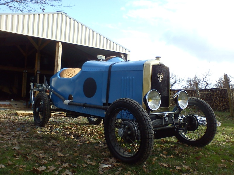 Musée des horreurs et délires automobiles 19010