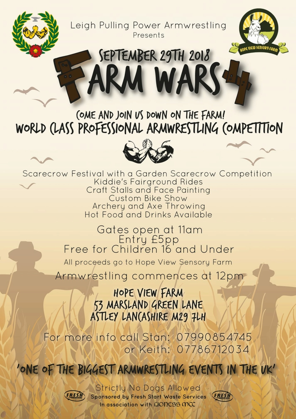 Farm wars 4 - 29th September 2018 C37fd610