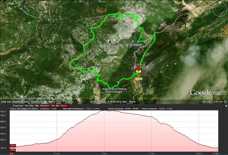 [Rando] Les falaises de Saint Jean de Buèges 11km/D+700m (22/12/12) Falais10