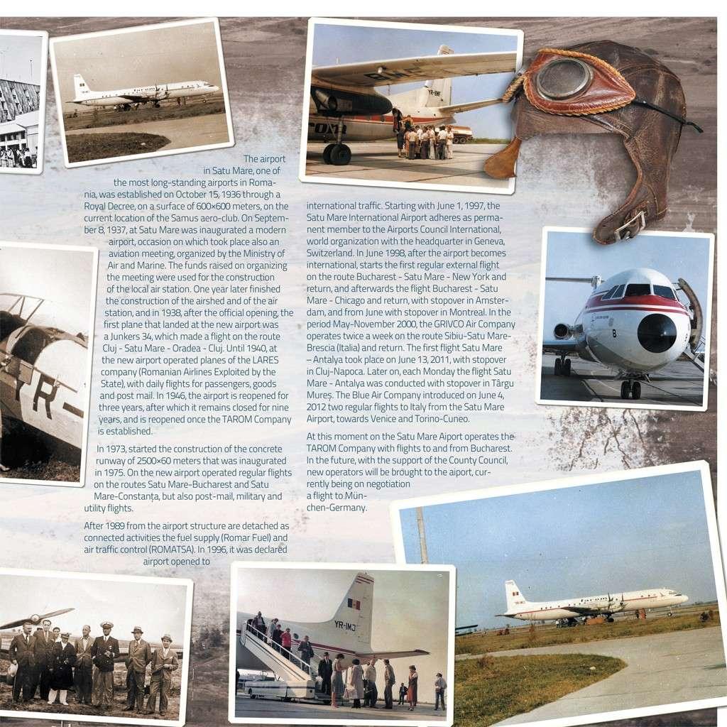 75 ANI AEROPORTUL SATU MARE 06-12-15