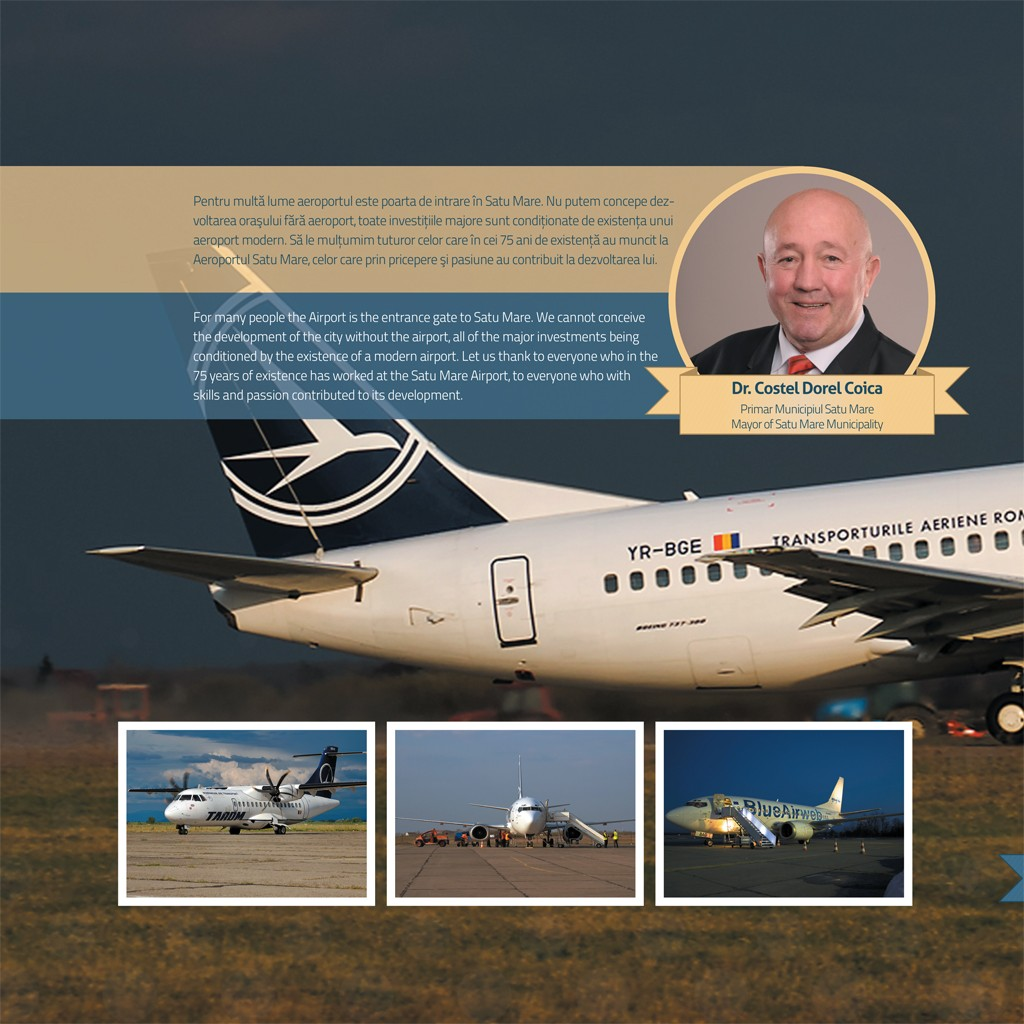 75 ANI AEROPORTUL SATU MARE 06-12-16
