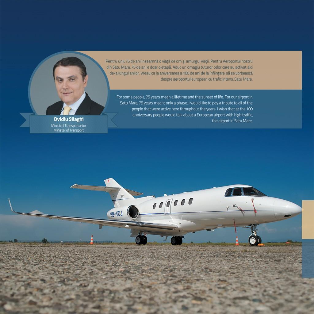 75 ANI AEROPORTUL SATU MARE 06-12-18