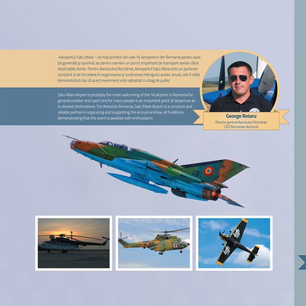 75 ANI AEROPORTUL SATU MARE 06-12-20