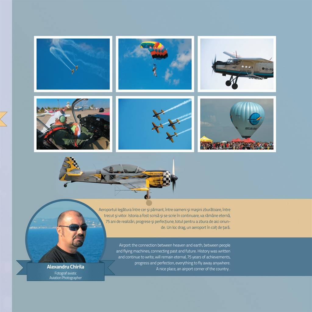 75 ANI AEROPORTUL SATU MARE 06-12-21