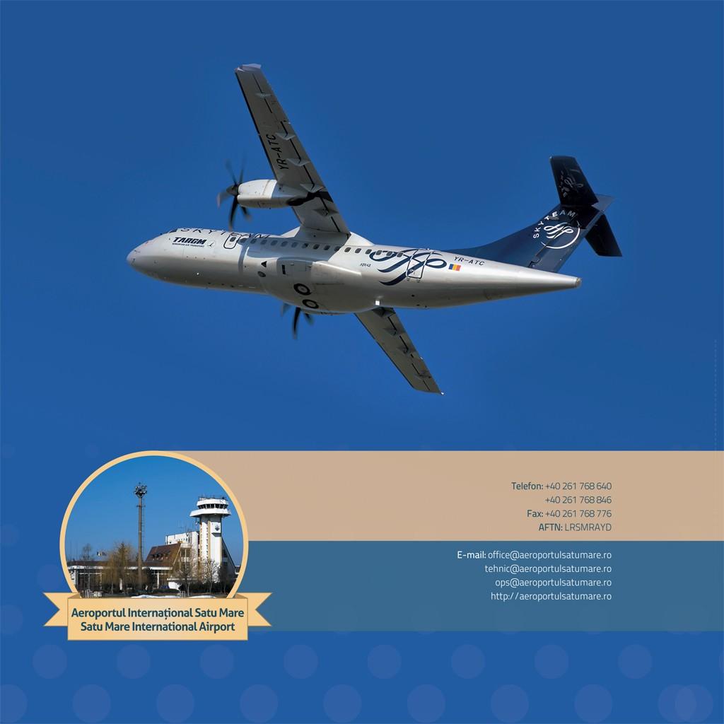 75 ANI AEROPORTUL SATU MARE 06-12-22