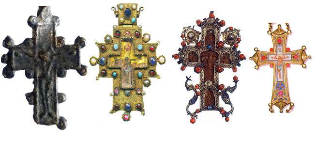 Cruz con pezuelos Ortodo11