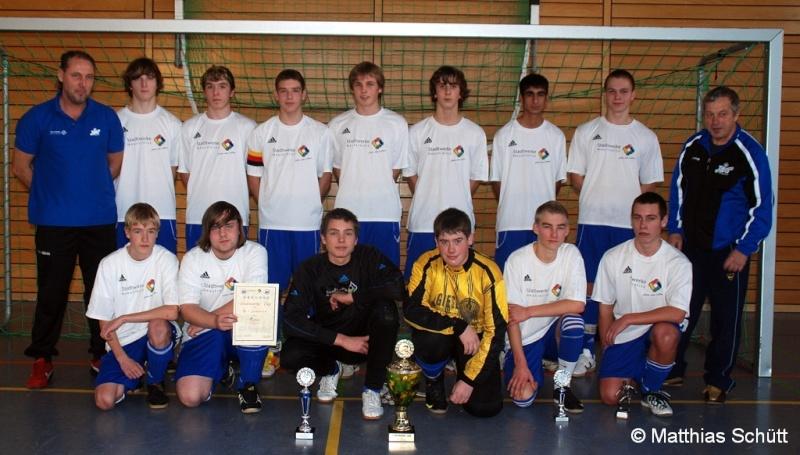 Turniere unserer Nachwuchsmannschaften im Dezember 2009 Dsc_0011