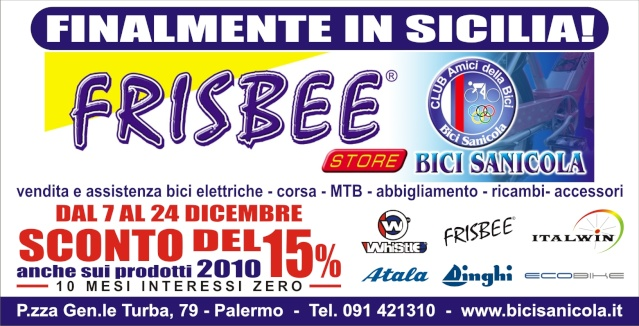 Primo Frisbee Store in Sicilia Bici_s10