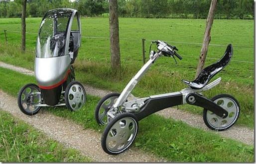Drymer V0.5 bike a 3 ruote Image-11