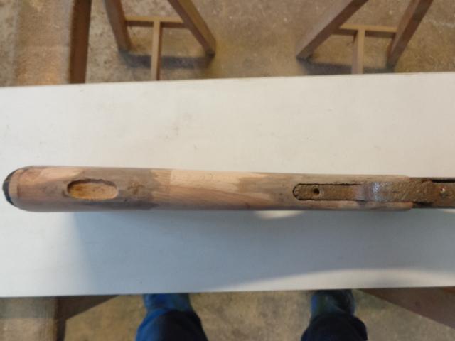 Fabrication d'une machine à copier les crosses (du moins tentative de...) - Page 5 Dsc00135