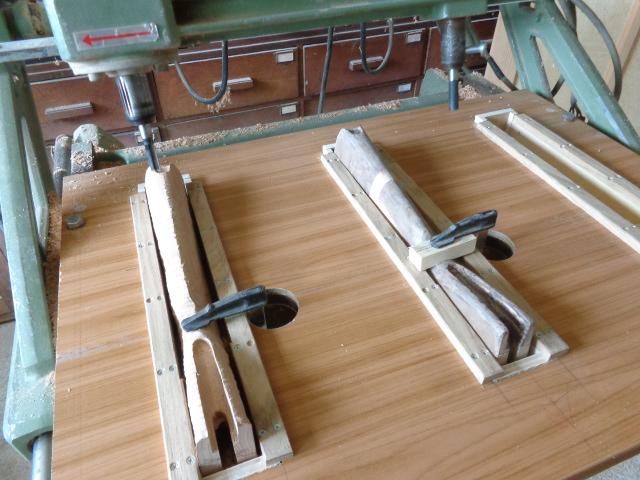 Fabrication d'une machine à copier les crosses (du moins tentative de...) - Page 5 Dsc00217