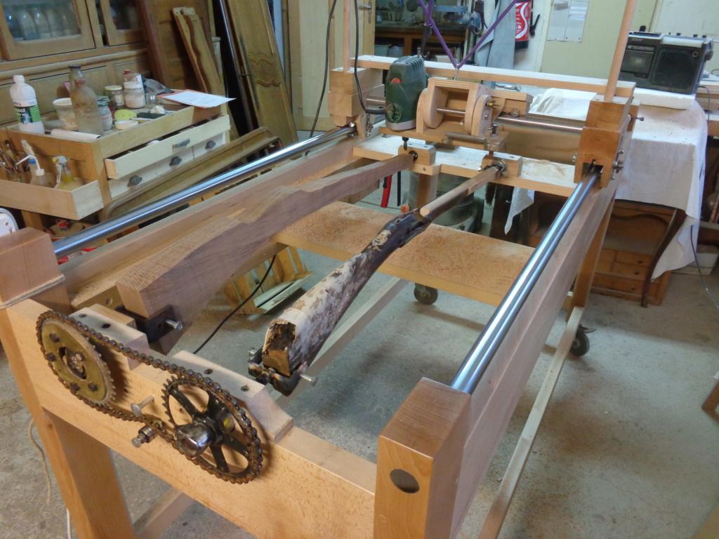Fabrication d'une machine à copier les crosses (du moins tentative de...) Dsc03629