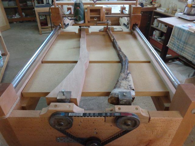 Fabrication d'une machine à copier les crosses (du moins tentative de...) - Page 5 Dsc04346