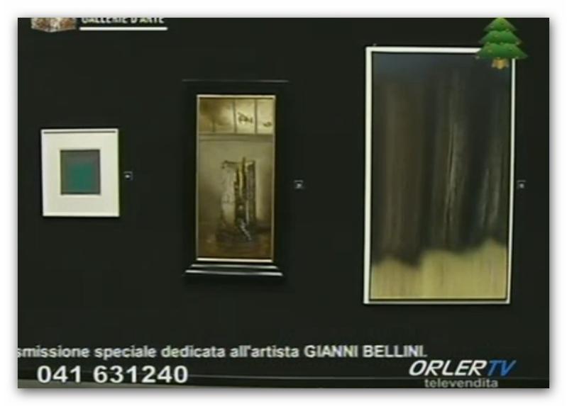 GALLERIA ORLER: OPERE PRESENTATE DURANTE LE DIRETTE 2013 Y10