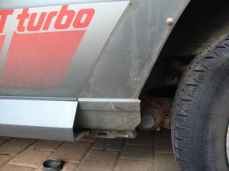 resto gt turbo 1er main est reste 10 ans derriere un maison  Dsc00411