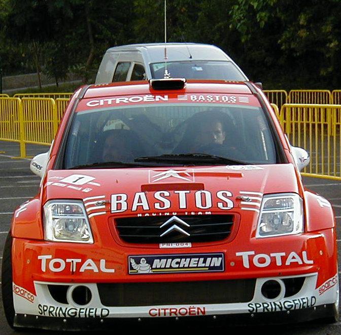 Citroën C2 S 1600 Bruno Thiry C2310