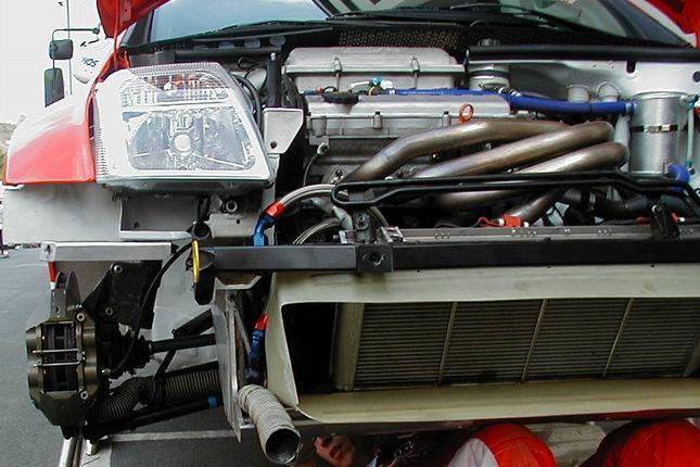 Citroën C2 S 1600 Bruno Thiry C2410