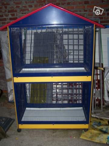 Cage pliante (5 rats) imac a 45e (photo en bas page 2)59NORD 69572712