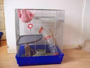 Cage pliante (5 rats) imac a 45e (photo en bas page 2)59NORD 90791211