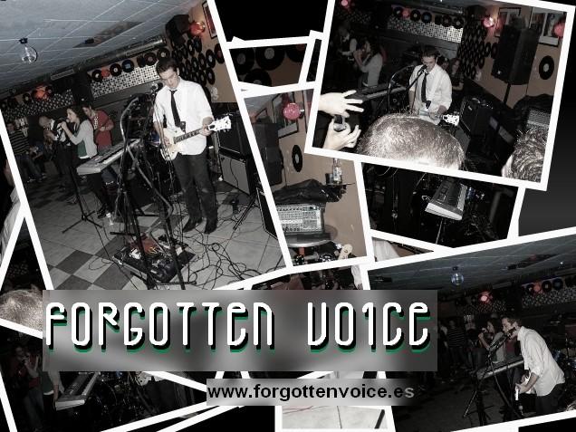 FORGOTTEN VOICE - foro oficial